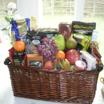 fresh fruit christmas gift baskets gift baskets maryland